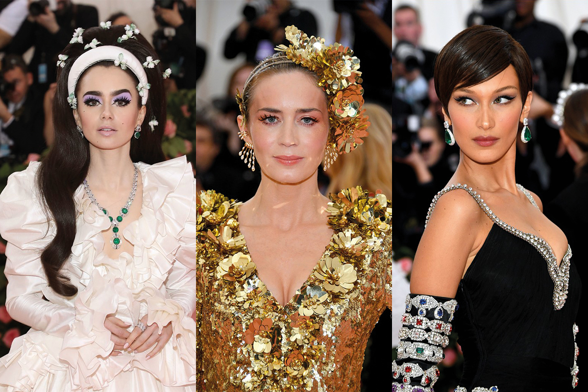 Met Gala 2019: a triumph of gold